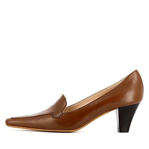 Patrizia Scarpe Tacco Col Marrone Evita Shoes Donna 5qpEWwz