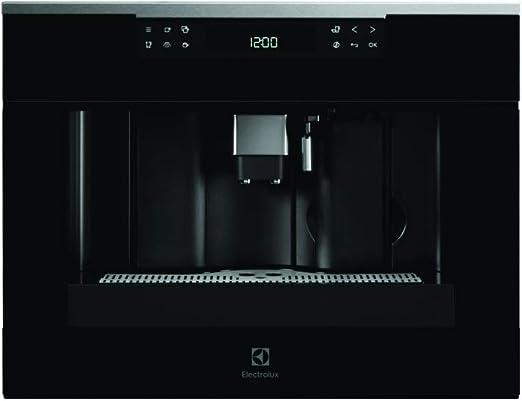 Electrolux KBC65X Integrado Máquina espresso 1,8 L Totalmente ...