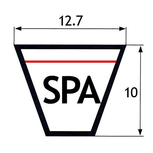 mm Schelle OFT 12.7x10x1220 Keilriemen SPA1732