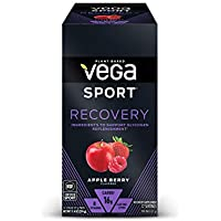 12-Count Vega 11.52 Ounce Sport Recovery Accelerator (Apple Berry)
