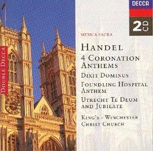 Handel: Coronation Anthems (1997-09-16)