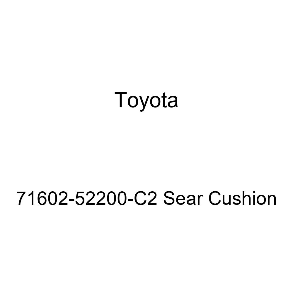 Toyota Genuine 71602-52200-C2 Sear Cushion