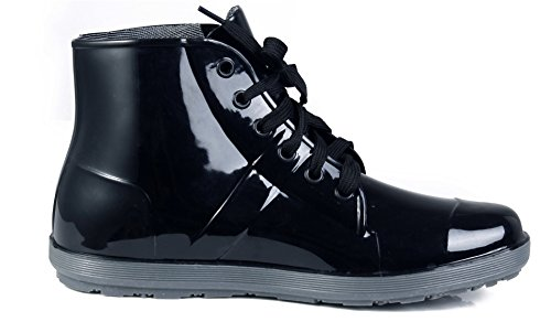 Homme Lacets AgeeMi Bas Talon TopImperm High Shoes qZ5nwz5fET