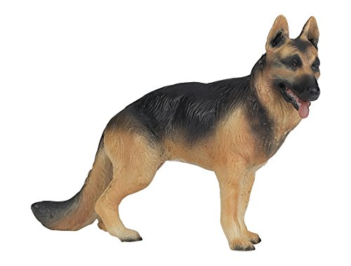 Papo Dog and Cat Companions Figure, German Shepard ()