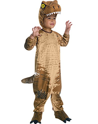 Rubie's Jurassic World: Fallen Kingdom Child's T-Rex Costume, -