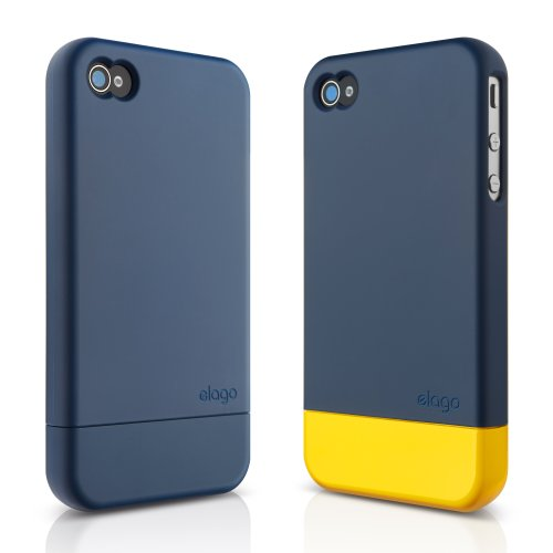 Elago S4 Glide Dual Color for iPhone 4/ 4S