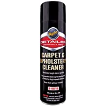 Meguiar's D10219 Carpet and Upholstery Cleaner - 19 oz.