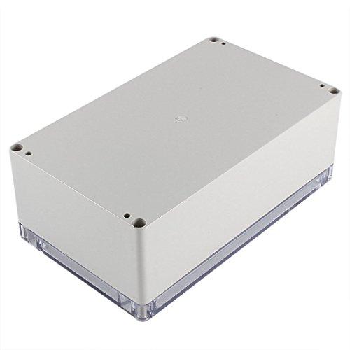 Splash Proof Box - Junction Box - SODIAL(R) Plastic Splash Proof Project DIY Enclosure Junction Box 200x120x75mm
