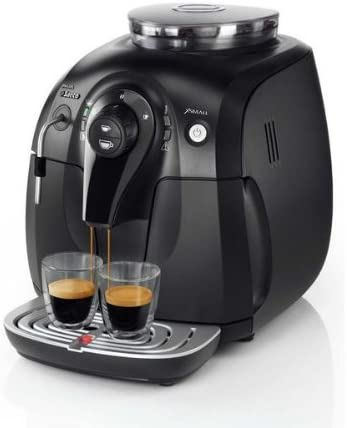 Philips Saeco Xsmall Cafetera automática expreso HD8743/13 ...