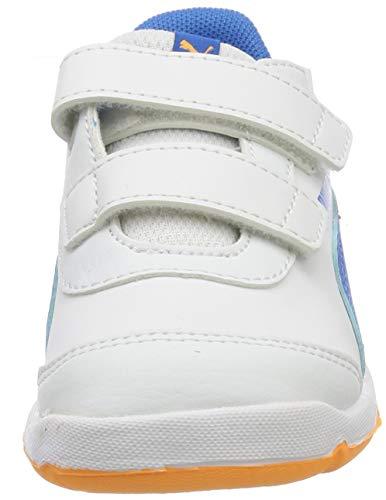Blanco 2 Stepfleex Pop Niños Bunting Para Inf orange Zapatillas Unisex V indigo White Puma Sl puma zABxqqH