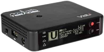 Teradek Inc 10-0245 VidiU Camera-Top HDMI H.264 Encoder