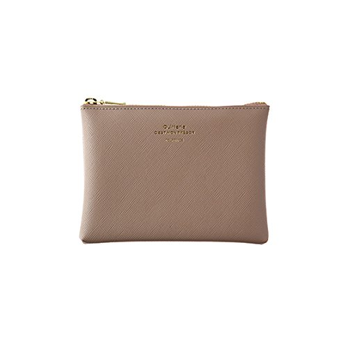 [DELFONICS] Quitterie Pouch Size S 500229 Greige