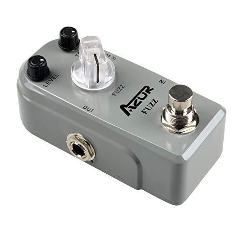 AZOR AP-303 Fuzz Mini Guitar Effect Pedal Aluminium-Alloy