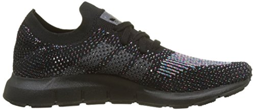 Adidas Mens Swift Run Pk, Nero / Grefiv / Nero Nero / Grefiv / Nero
