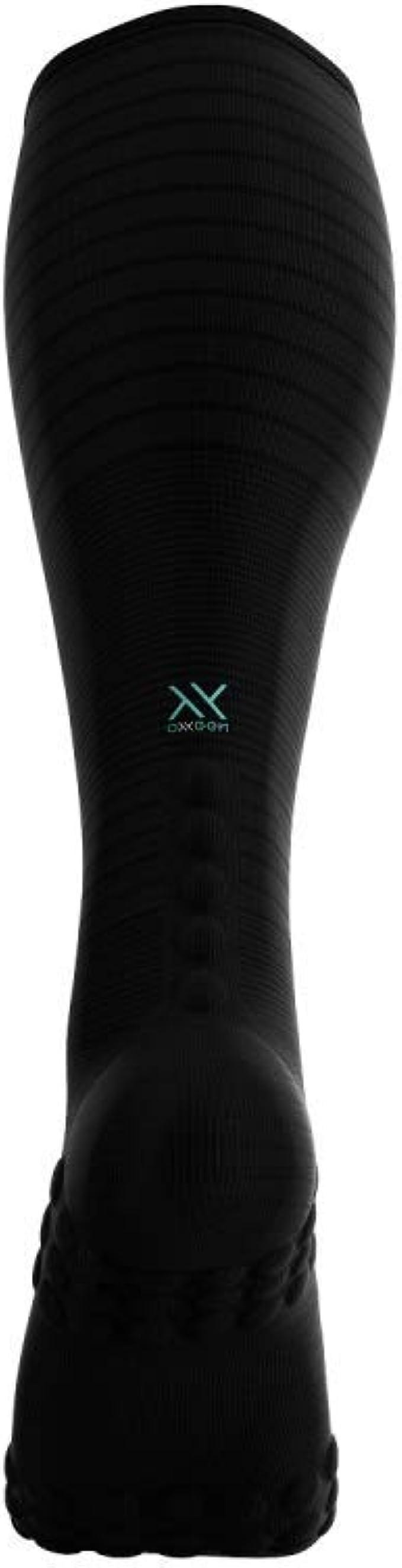 COMPRESSPORT Chaussettes Fullsocks Oxygen Black Ed