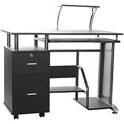 OneSpace Rothmin Computer Desk Storage Cabinet