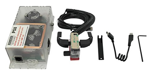 Scorpion Security Products 8 Phone Mongo Scorpion Power Security Kit System (30104) by Scorpion Security Products