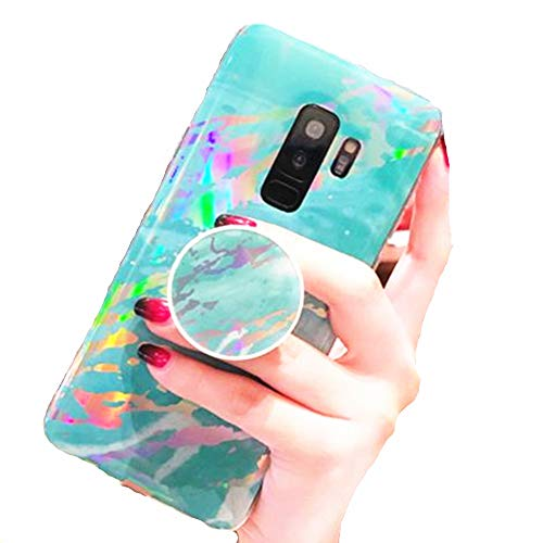 Samsung S9 Bling Beauty Marble Ring Stand