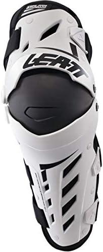 Leatt Rodillera y espinilleras flexibles con revestimiento r/ígido y relleno de espuma suave 3Df Airfit antigolpes S-M Lime//Blu