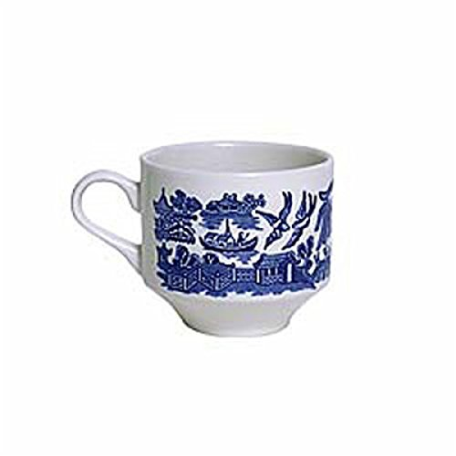 Blue Willow Tea Cup - Blue Willow English Ironstone