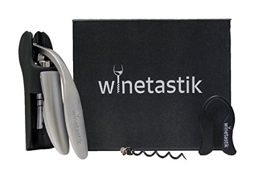 Winetastik Screwpull Corkscrew Stylish Compare