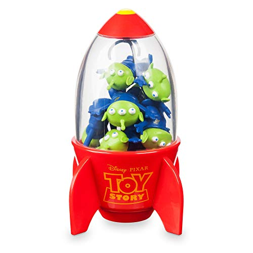 Disney Space Alien Claw Eraser Set - Toy Story (Ship Toy Story Rocket)
