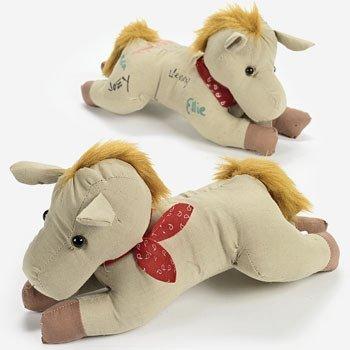 (Autograph Horse - Novelty Toys & Plush)