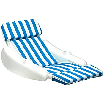 Amazing Swimline Sunchaser Padded Floating Lounger
