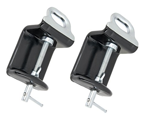 Highland (9251600) Chrome Movable Anchor Point - 2 Piece (Movable Truck Bed Anchors compare prices)