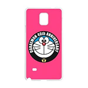 MeieaS TPU ultra soft, ultra-thin mobile phone sets of exquisite and beautiful Doraemon series For Samsung Galaxy Note4 N9108 Csaes phone Case THQ138196