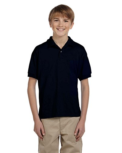 50 Youth Jersey Polo - 3