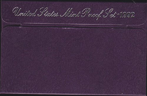 1992 S United States Mint Coin Proof Set (United States Mint Proof Set 1992)