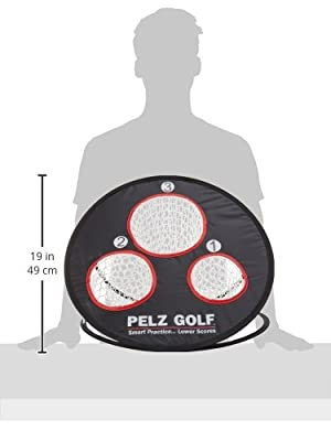 Pelz Golf DP4017 Dual Target Short Game Net