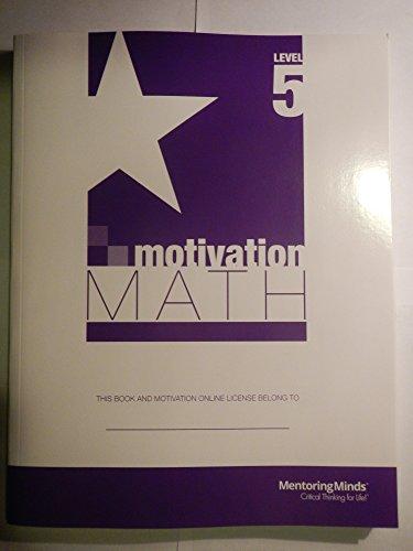 Staar Motivation Math Level 5 - Student Edition