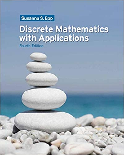 Discrete Mathematics With Applications Susanna S Epp