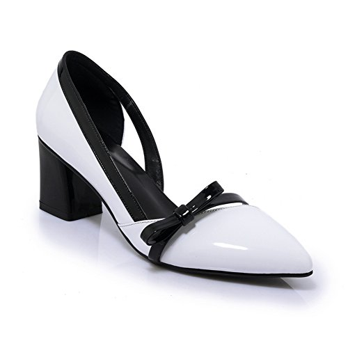 Donna Zeppa An Sandali White Con q6qHAt