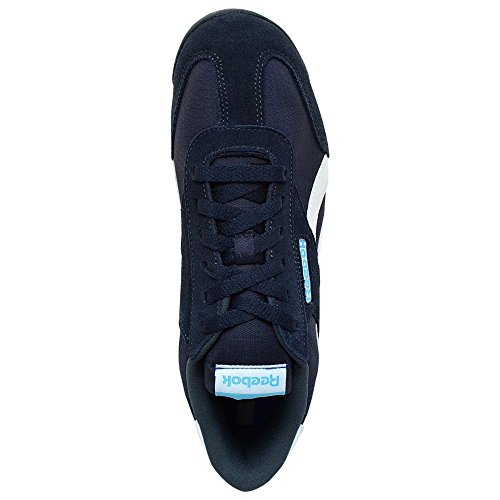 Reebok - Royal CL Ray - V53301 - Color: Azul marino - Size: 42.0