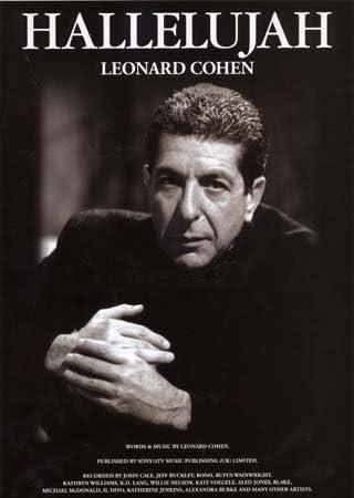 Wise Publications Cohen Leonard – Halle lujah Formato – PVG Notas ...