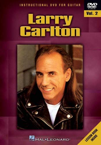 Larry Carlton, Vol. 2 - Dvd Carlton Larry