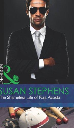 book cover of Shameless Life of Ruiz Acosta