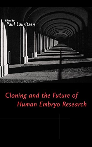 Cover of Cloning and the Future of Human Embryo Research