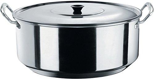 Vasconia 4020021 21.6-Inch Brazier, Large, Aluminum
