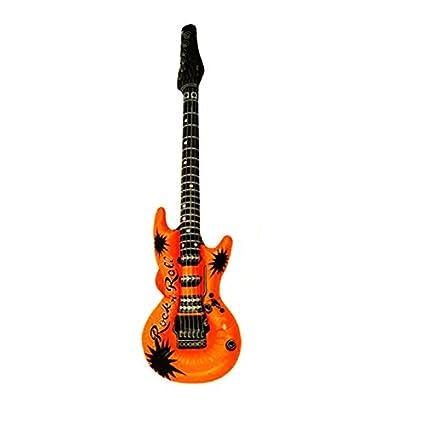WLGREATSP Guitarra inflable Rock Roll 20