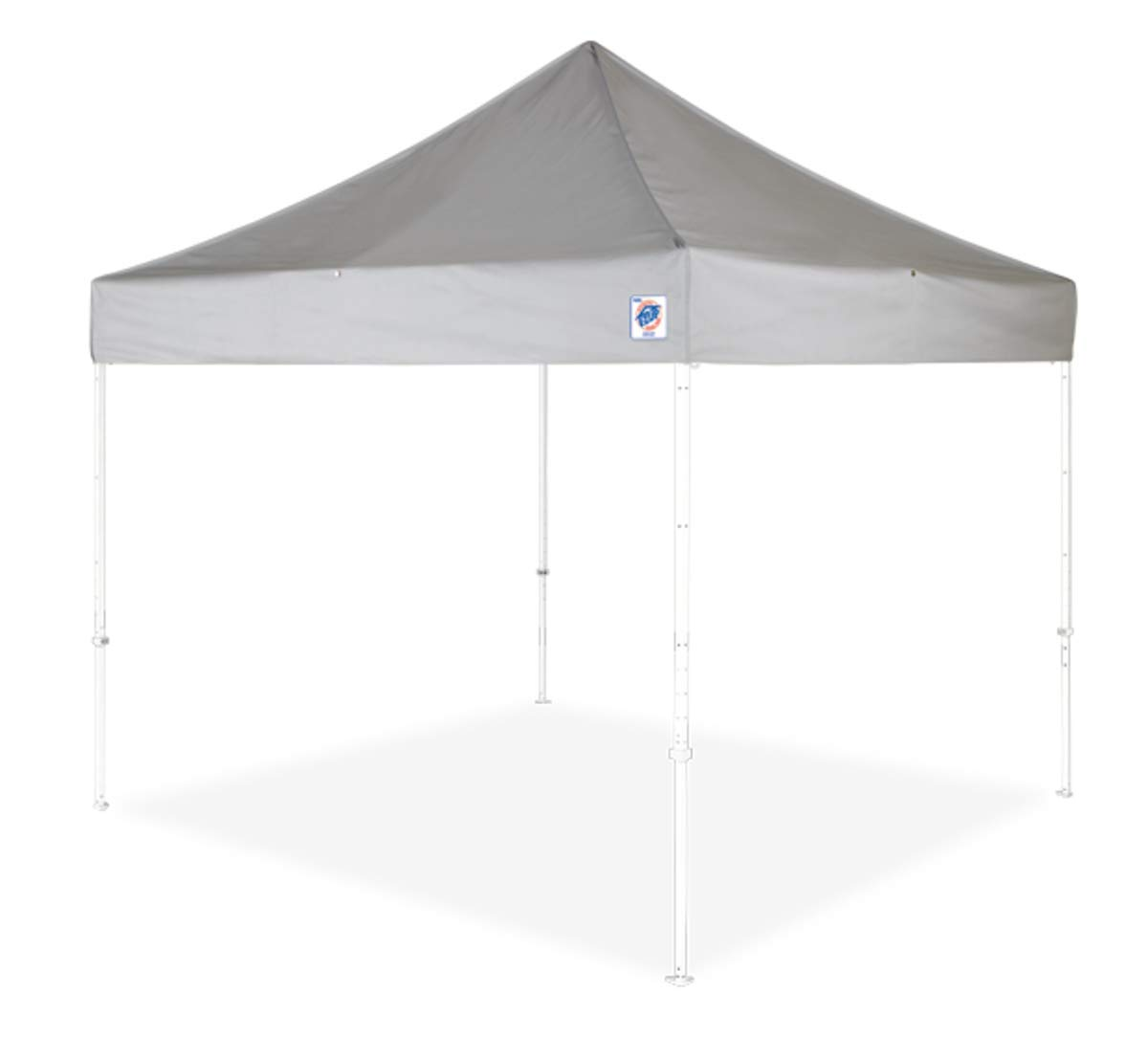 Image of Bedroom Aids & Accessories E-Z UP Eclipse Instant Shelter Canopy with Grey Top
