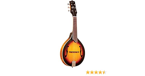 Oro Tono gm-6 octava mandolina (madera de arce): Amazon.es ...