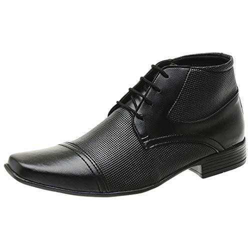 Sapato Social Siroco SLZ1081SP Tamanho