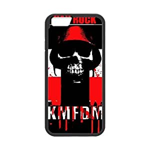 iPhone 6 4.7 Inch Cell Phone Case Covers Black KMFDM OSY