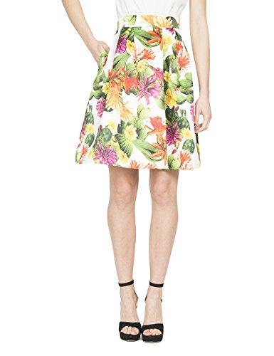 ALANRED Gemma, Falda para Mujer Multicolore (Unique)