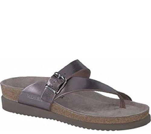 Mephisto Comfort Shoes (Mephisto Women's Helen Slide Sandal, Bronze, 9 M US)