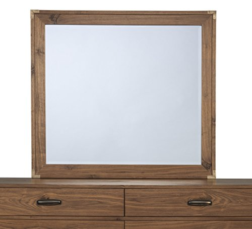 Modus Furniture Adler Mirror, Natural Walnut -  - mirrors-bedroom-decor, bedroom-decor, bedroom - 41uR1g3fCEL -